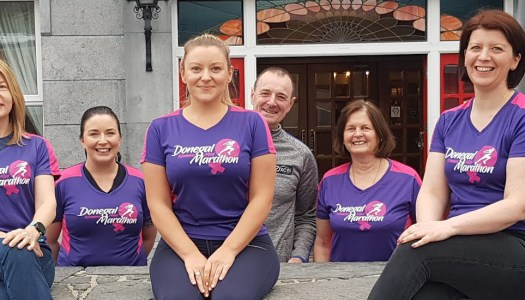 Local ladies get set for first ever Donegal Women's Mini Marathon