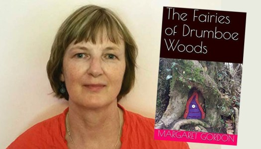 Margaret Gordon's magical fairy tale flies off the shelves