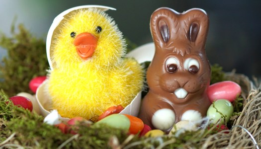 Eggxtreme ways to take the fun out of Easter