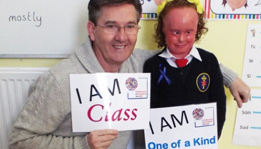 RTE Nationwide visits Donegal to meet inspirational schoolgirl Lucy