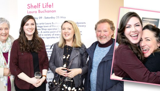 Events: Laura Buchanan launches Shelf Life! art exhibition