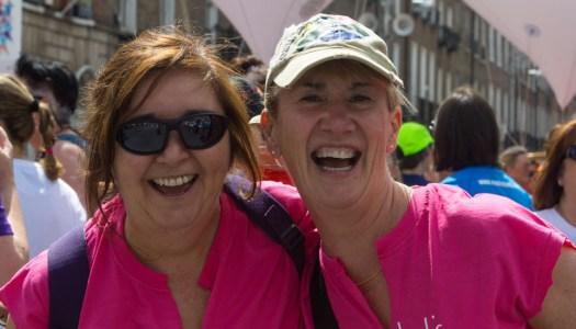 Walk, jog or run in this year's Vhi Mini-Marathon in Dublin