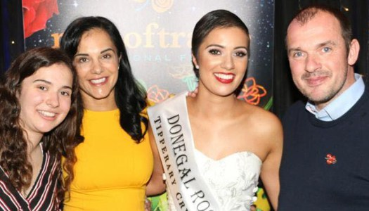 'I consider myself very lucky' – Donegal Rose Chloe Kennedy