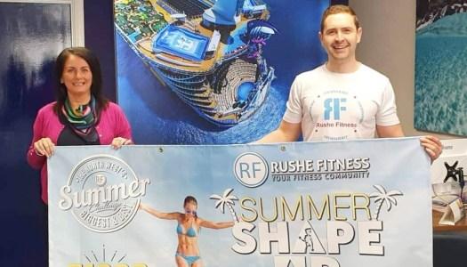 Rushe Fitness launches biggest summer challenge yet!