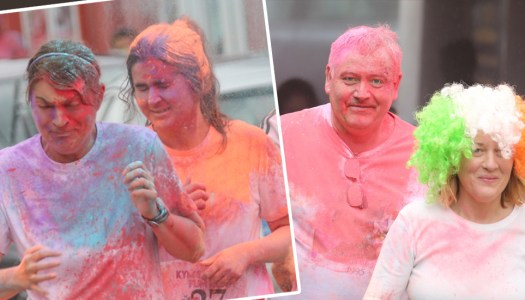 Events: Colourful fun in memory of a vibrant young Donegal woman