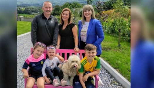TV crew visits Donegal family's home for exciting new series