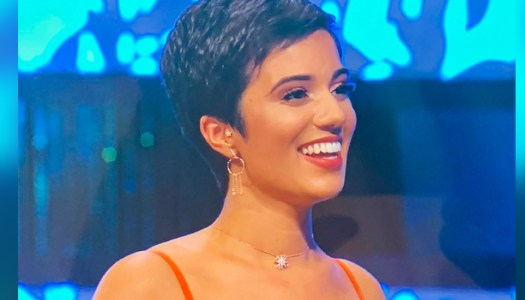 Up Donegal! Chloe Kennedy wins fans in Rose of Tralee appearance