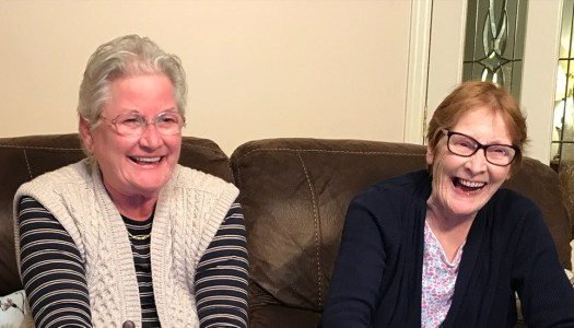 Local sisters revealed as Donegal's first stars of Gogglebox Ireland