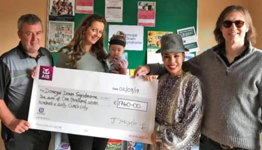 J'Style's Fashion Night Out raises a fantastic €1,760