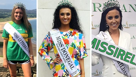Three Donegal hopefuls competing in Miss Ireland final