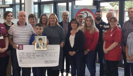 Over €14,000 raised in memory of much-loved Killygordon mum
