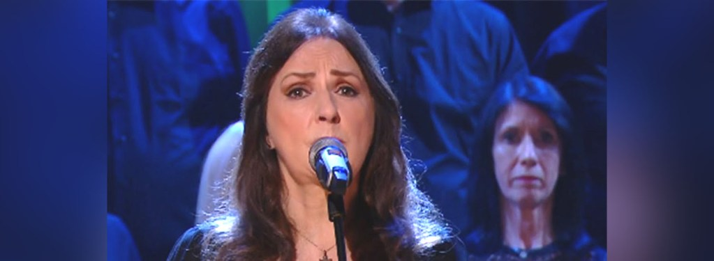 A proud Presidential honour for Moya Brennan