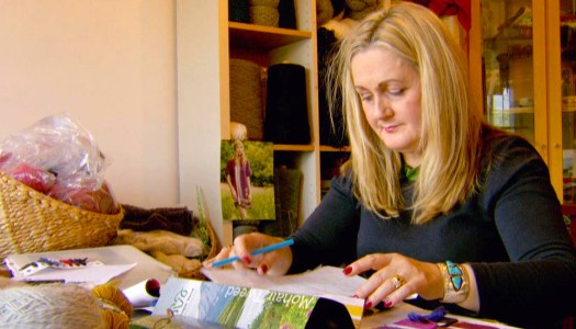Knitwear designer Edel MacBride to feature on Nationwide