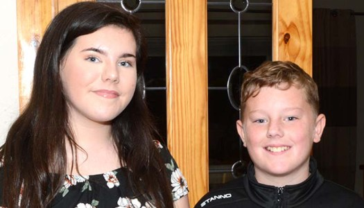 Hero Donegal boy gives gift of life to brave sister