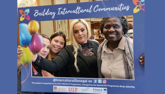 A Donegal first as minority women gather for seminar
