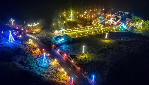 'Mary Christmas' in Kerrykeel all set for the big switch-on