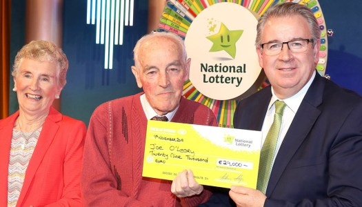 It's a Merry Christmas for this Donegal couple after their €29,000 win