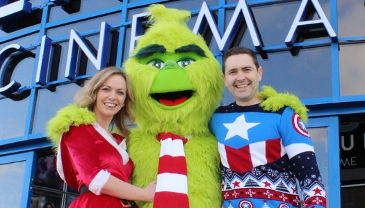Events: The Grinch steals the show at Rushe to Raise!