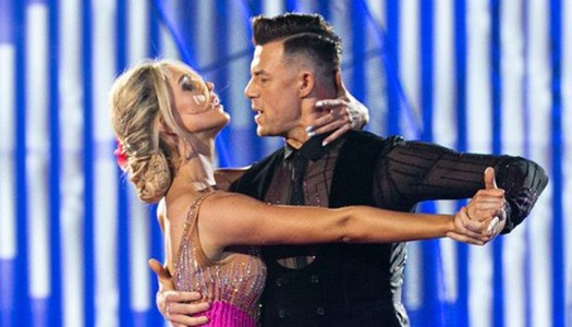 Grainne sizzles in Dancing with the Stars debut