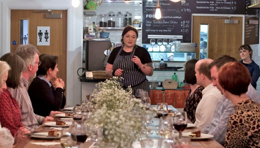 Events: Chef Roisin Gillen sets tastebuds alight at intimate Counter pop-up