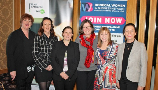 Events: Donegal Women in Business study skills in selling online