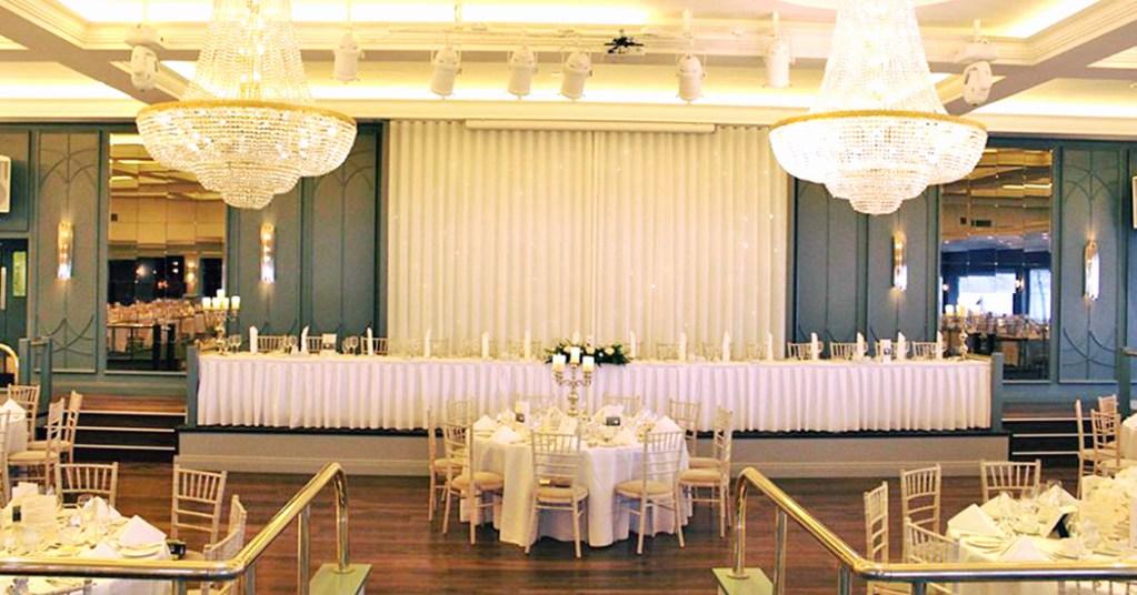 Harvey's Point to reveal brand new ballroom at Wedding Showcase