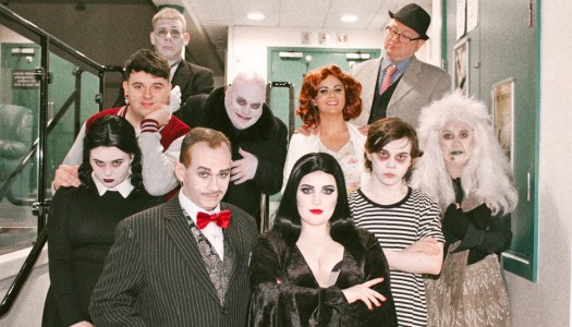 Review: The Addams Family – far from normal