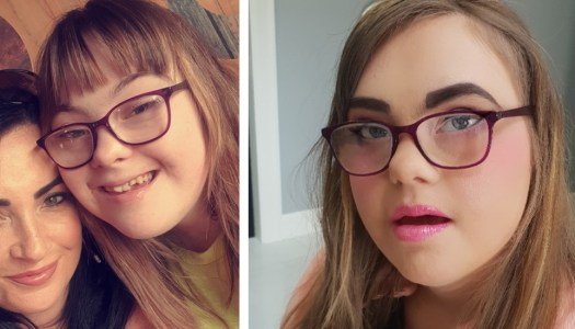 Lynda Loves Makeup: Celebrating friends on World Down Syndrome Day