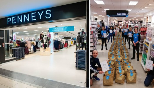 Penneys hamper giveaway raising funds for Donegal Hospice