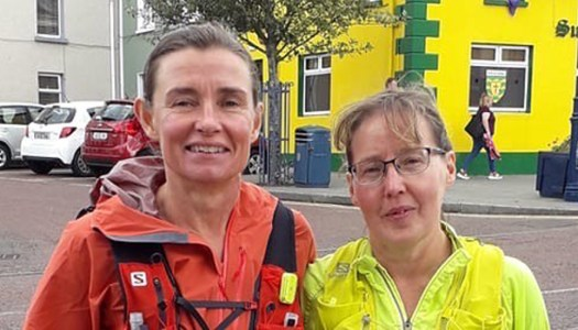 Amazing local women to run 618km from Mizen to Malin