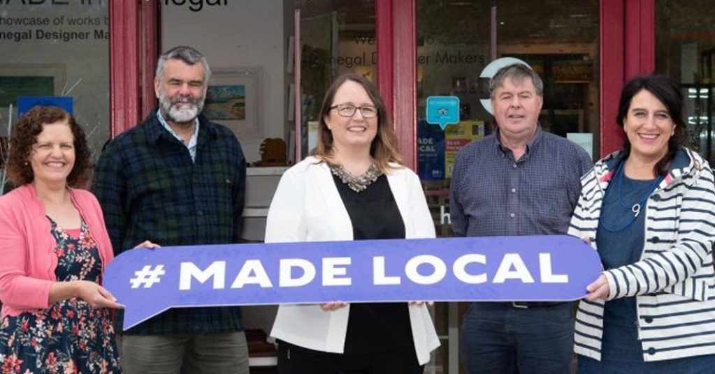 'Made Local' campaign shines a light on Donegal designers