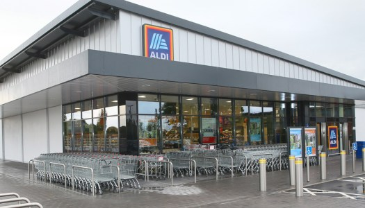 No 'middle aisle' for a while in Aldi and Lidl stores
