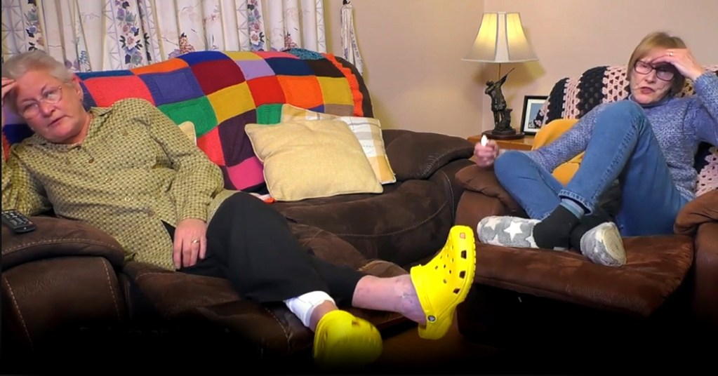 Donegal sisters have heartbreaking reaction to restrictions on Gogglebox