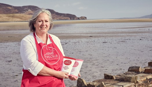 Wild Fuschia creator has the recipe for brilliant baking gifts