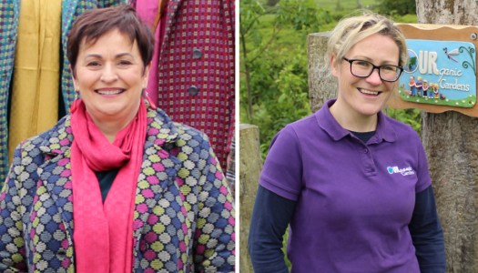 Donegal women show that sustainability is a stylish step forward