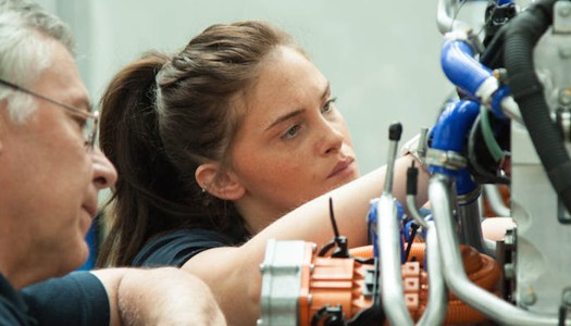 Meet the Donegal woman accelerating in the world of motorsport mechanics