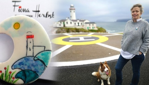 Exciting collaboration makes waves at Fanad Lighthouse