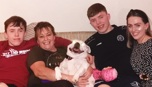 Huge support for Donegal woman after devastating house fire