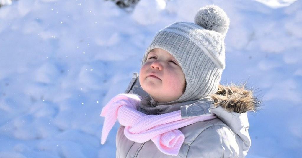 Thoroughly Modern Mammy:  Snow days