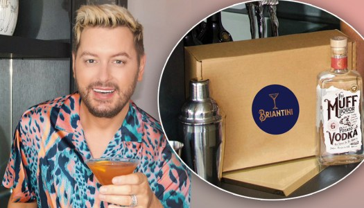 Brian Dowling creates a stir with Donegal's Muff Liquor Co.
