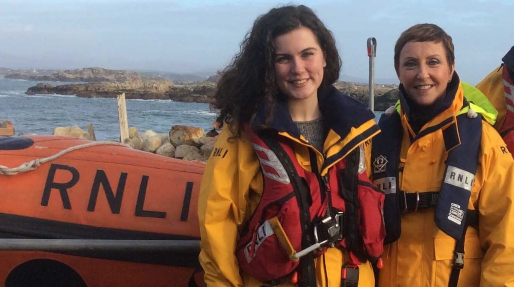 The unsung women who help keep the RNLI afloat
