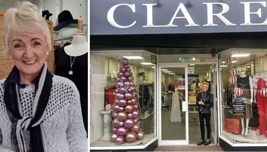 Congratulations pour in as Clare Clothing celebrates 21 years in business