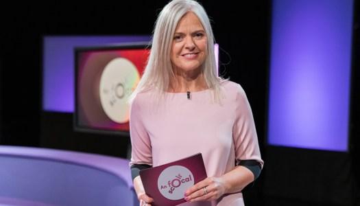 Máire Bhreathnach returns with new series of 'An Focal Scoir' on BBC NI