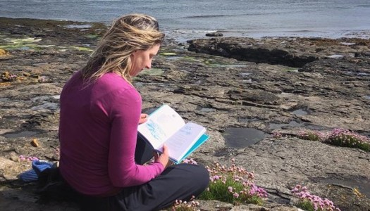 Easkey Britton launches new guide to soaking up vitamin 'sea'!
