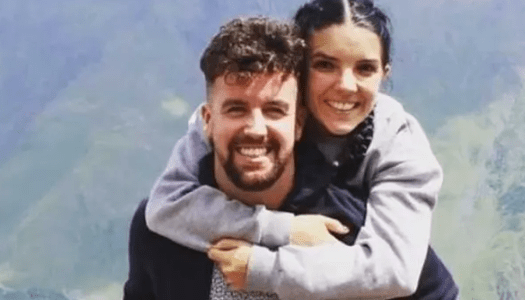 Donegal man dedicates proudest moment to his late wife