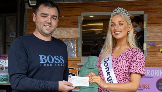 Miss Donegal's coffee morning raises a sweet €1,000 for Little Angels