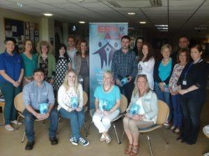 Teen Talk attendees