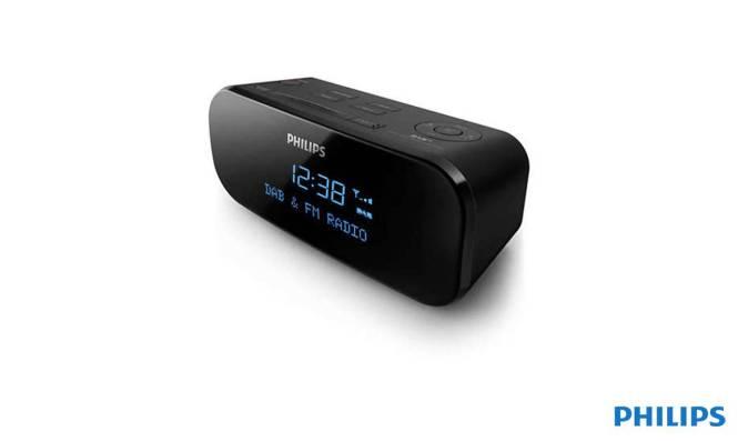 Philips Ajb3000 Clock Radio Doneo