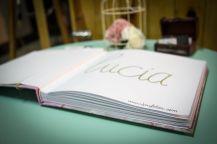 libro de firmas comunion