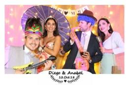 fotomaton vintage boda dos hemanas